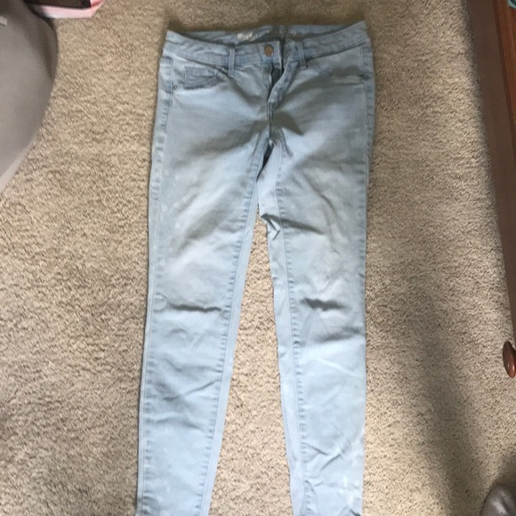 Mossimo Supply Co. Denim - Mossimo mid rise jeggings $20 size 0